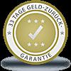 33 Tage Geld-Zur�ck-Garantie