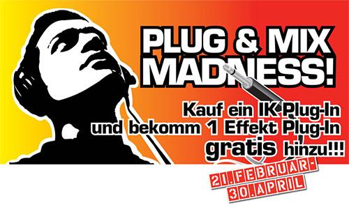 Plug & Mix Madness