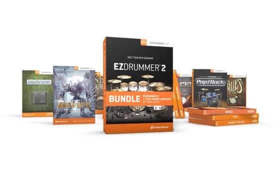 ToonTrack EZdrummer 2 Bundle (Download)