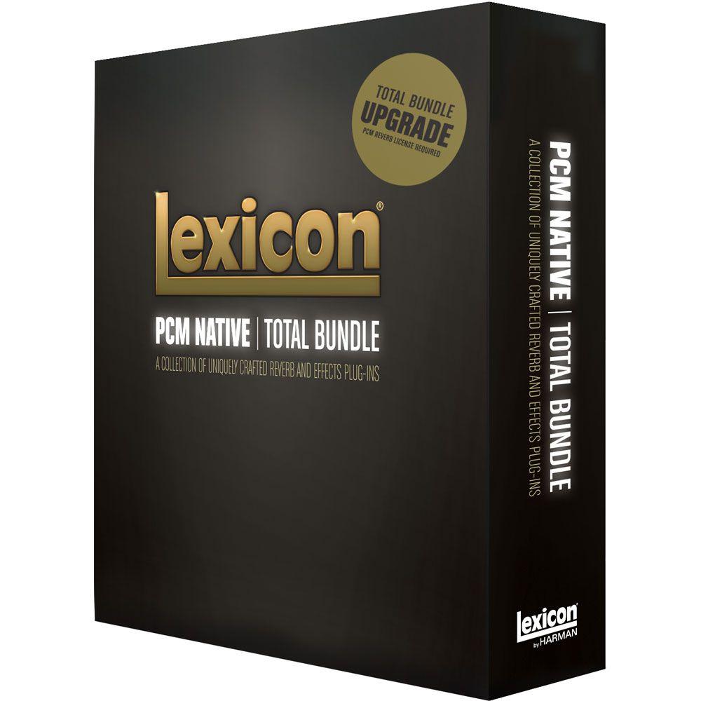 Lexicon PCM Native Upgrade