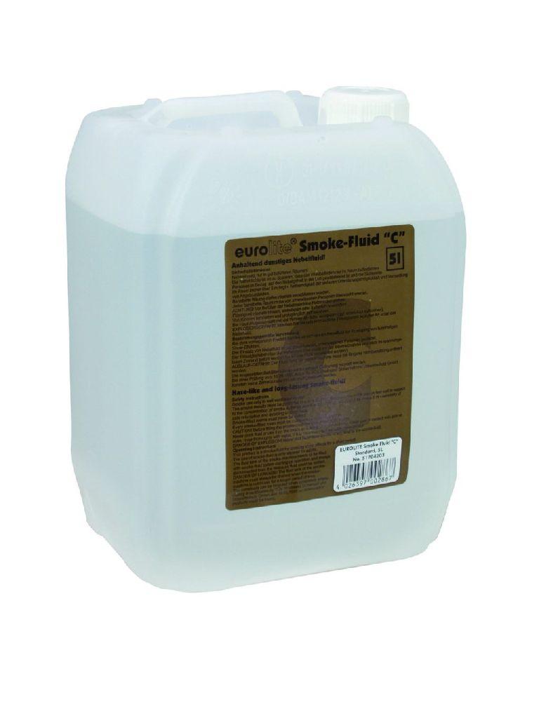 Eurolite Smoke Fluid  C  Standard, 5 Lit.