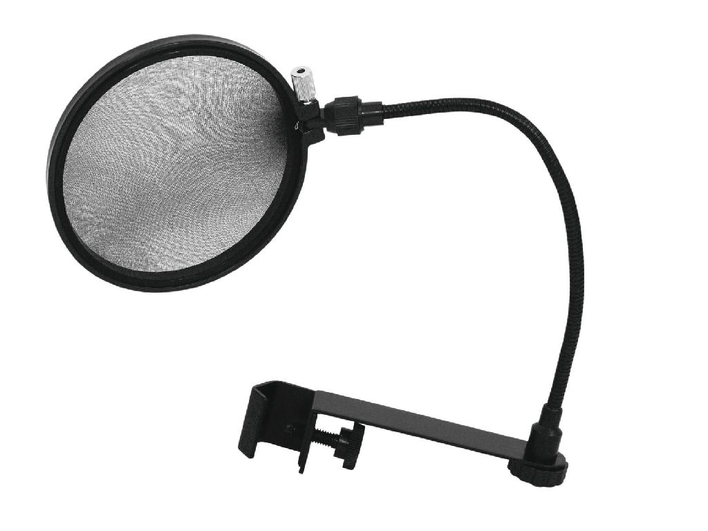 omnitronic-mikrofon-popfilter-schwarz, 18.92 EUR @ music-and-more-store