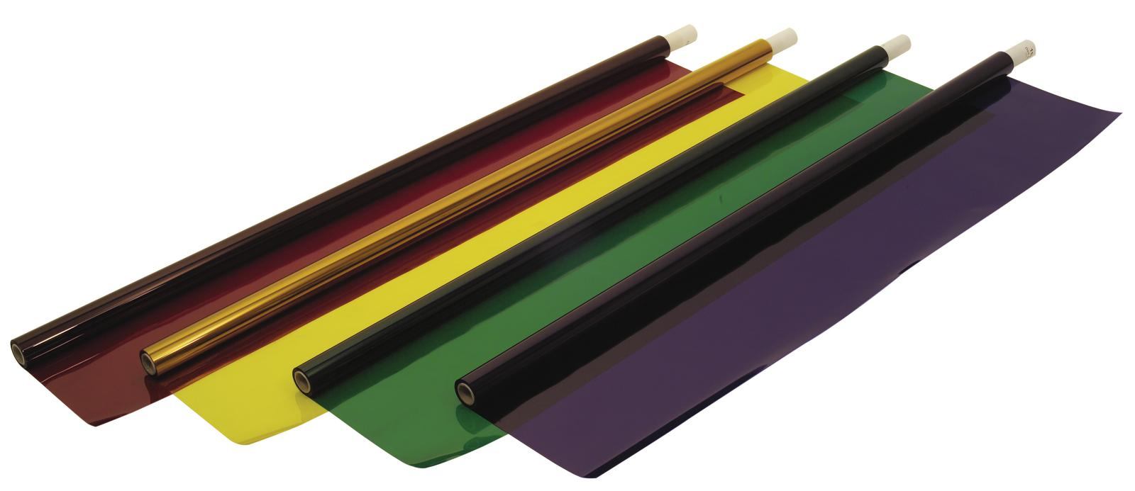 Eurolite Farbfolienrolle 102 light amber 122x762cm