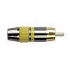 dap-professional-cinch-stecker-goldbeschichtet-gelb