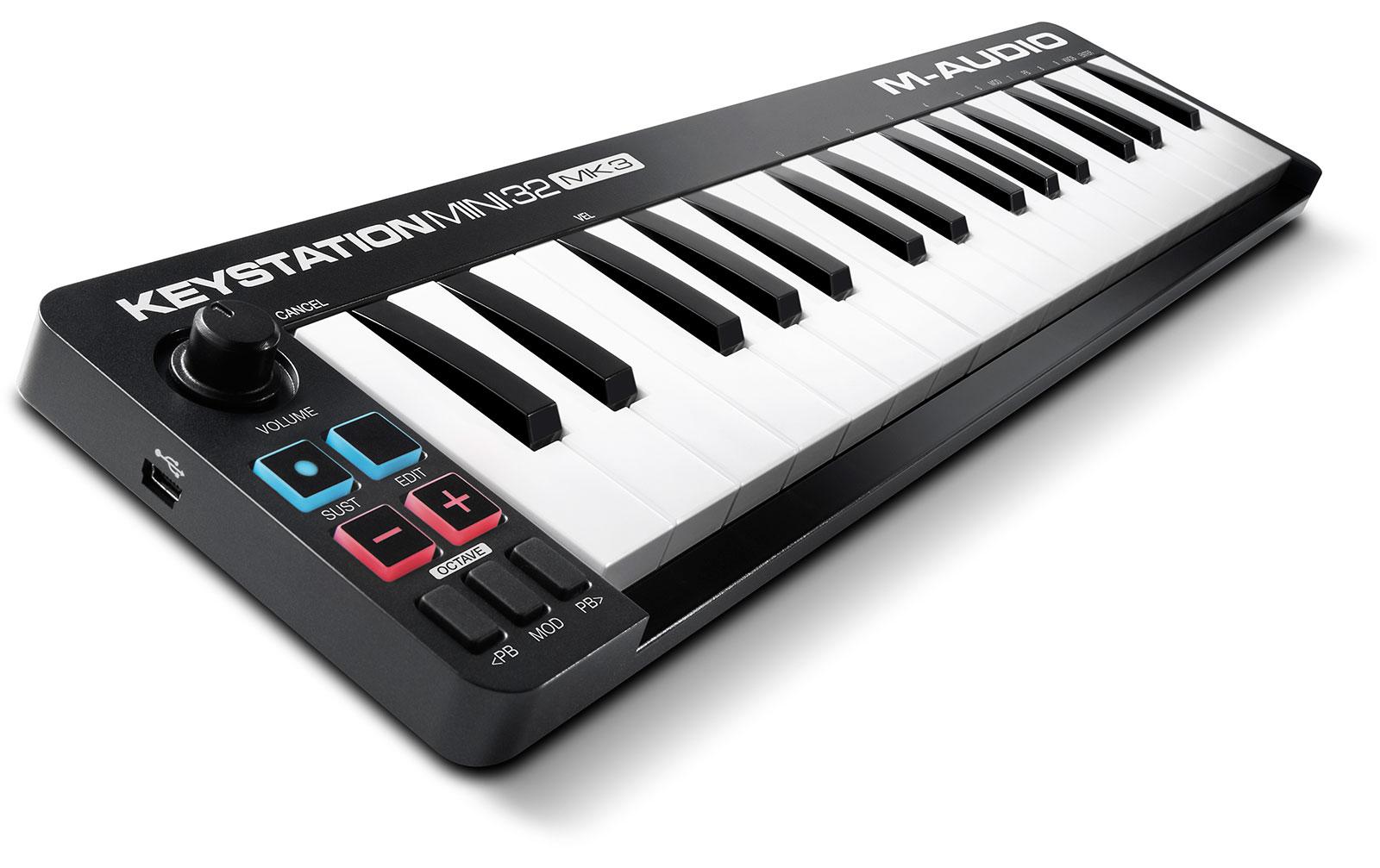 m-audio-keystation-mini-32-mk3