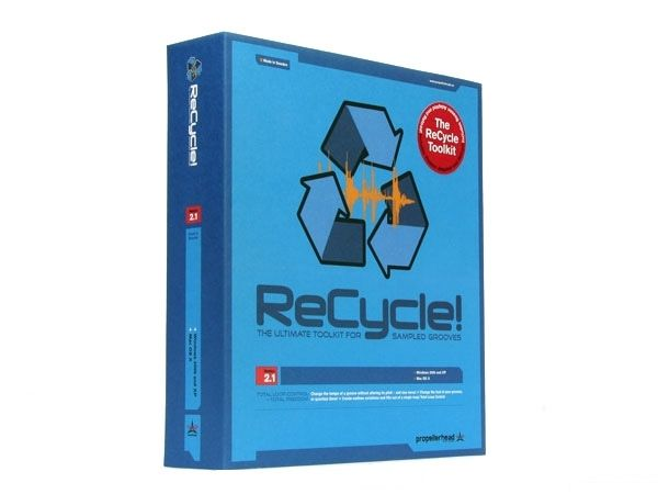 reason-studios-recycle, 179.00 EUR @ music-and-more-store