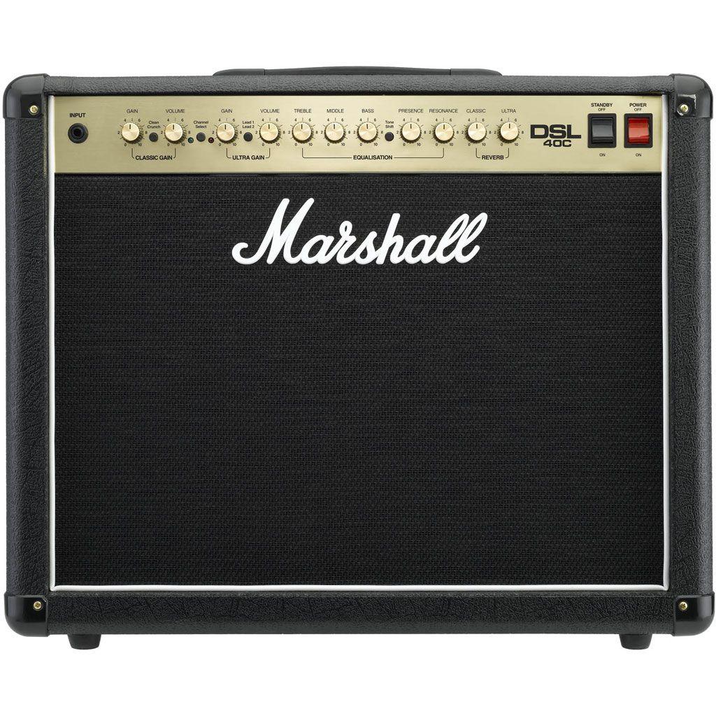 Marshall DSL 40C Röhrencombo 40/20 Watt