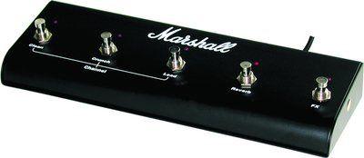 Marshall PEDL00021 Fu�schalter 5-fach mit LEDs für TSL100 & TSL122