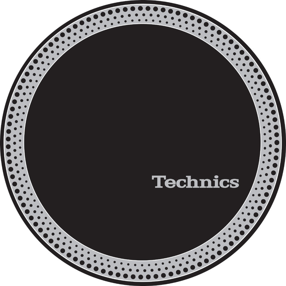 Magma Slipmat Technics `Strobe 3`, Paar