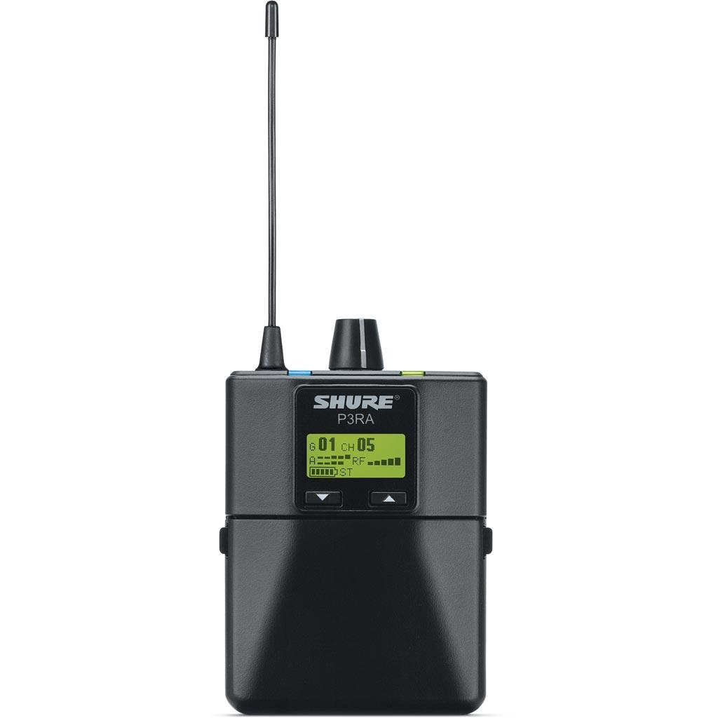 shure-p3ra-h8e-taschenempfa-nger-518-bis-542-mhz-