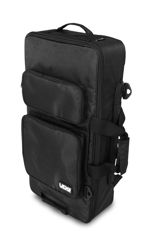 UDG Pioneer DDJ-SX / S1 Midi Controller Backpack Black/Orange (U9104BL/OR)
