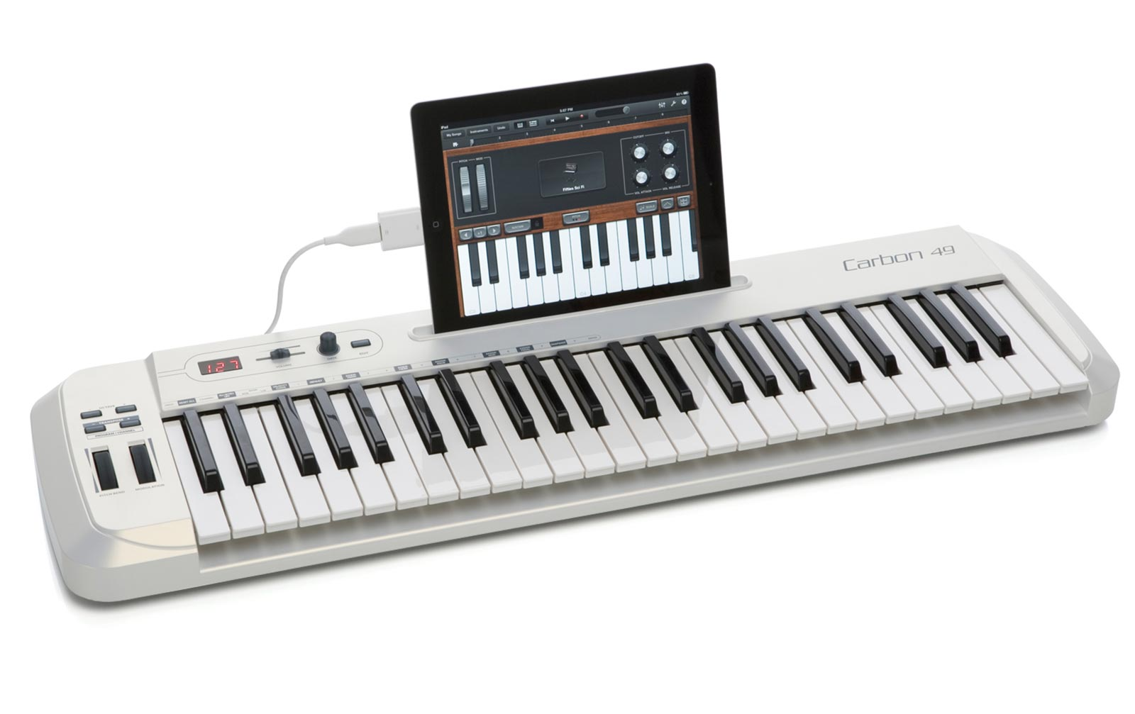 samson-carbon-49, 105.00 EUR @ music-and-more-store