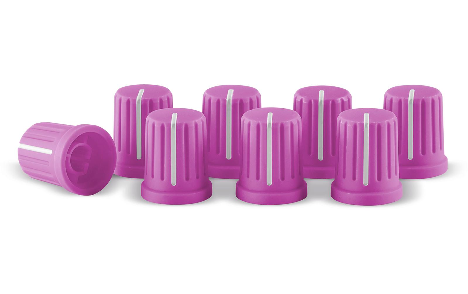 Reloop Knob Cap Set purple
