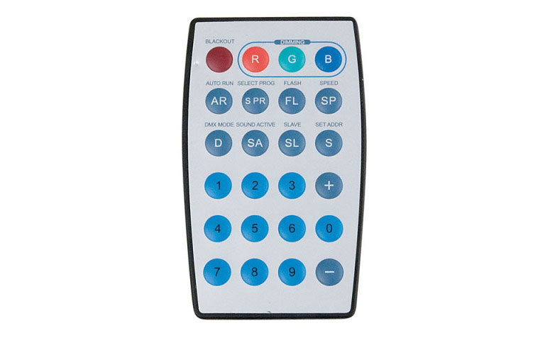 showtec-ir-controller-fa-r-cameleon-serie