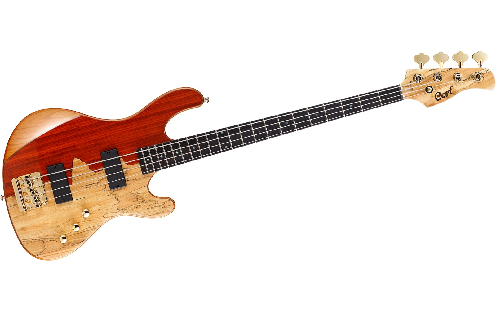 Cort Rithimic Jeff Berlin 4-Saiter E-Bass