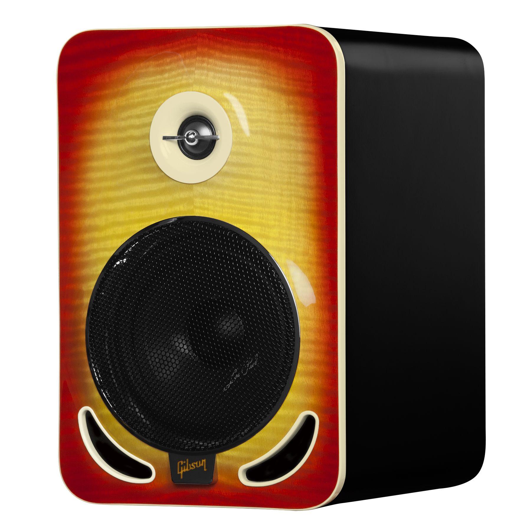 Gibson Les Paul Ref. Monitor LP6 Cherry Burst Demo-Ware