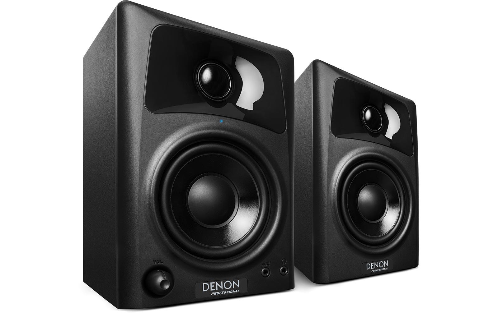 Denon DN-303S, Paar