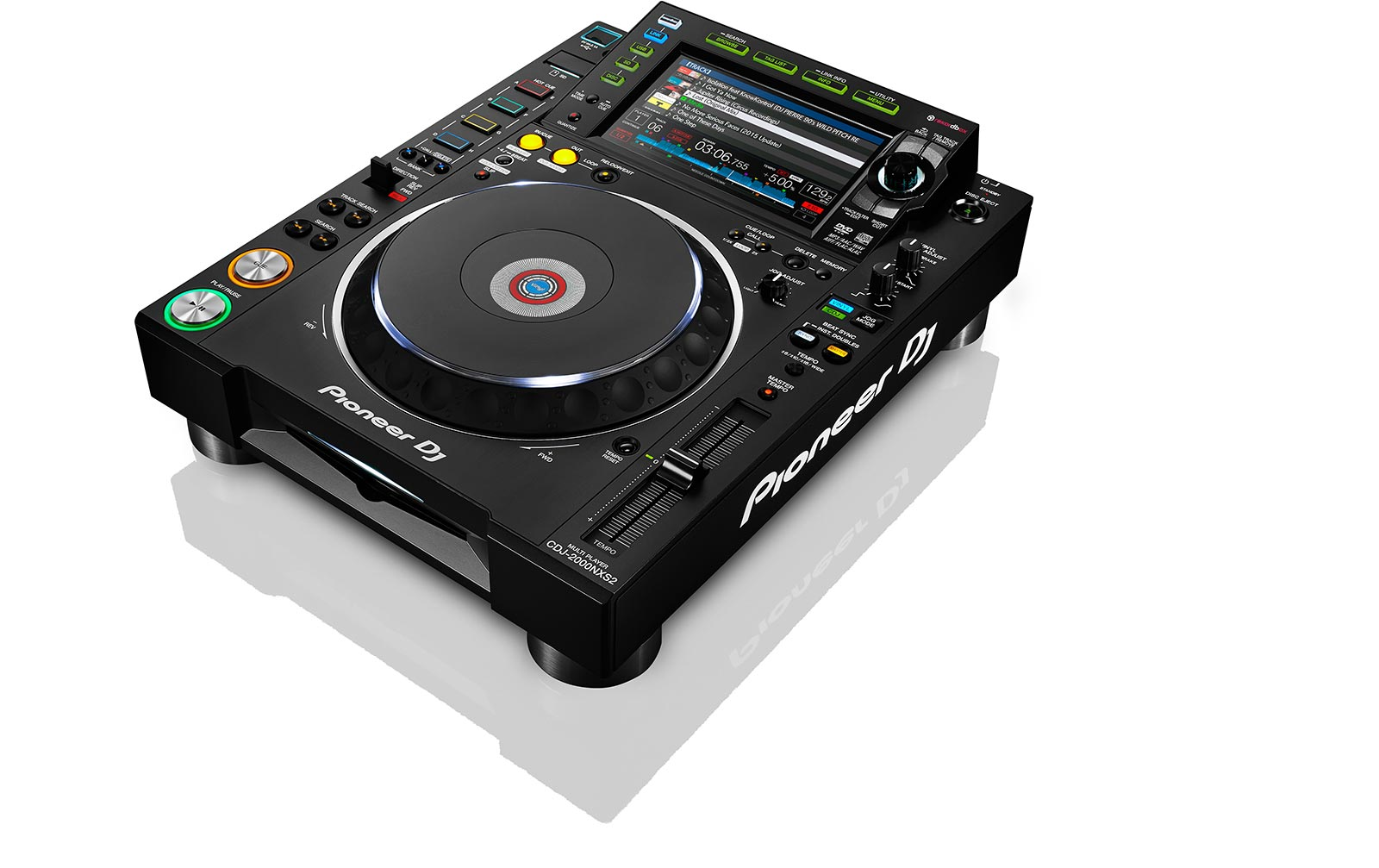 Pioneer CDJ-2000 NXS2 Demo-Ware