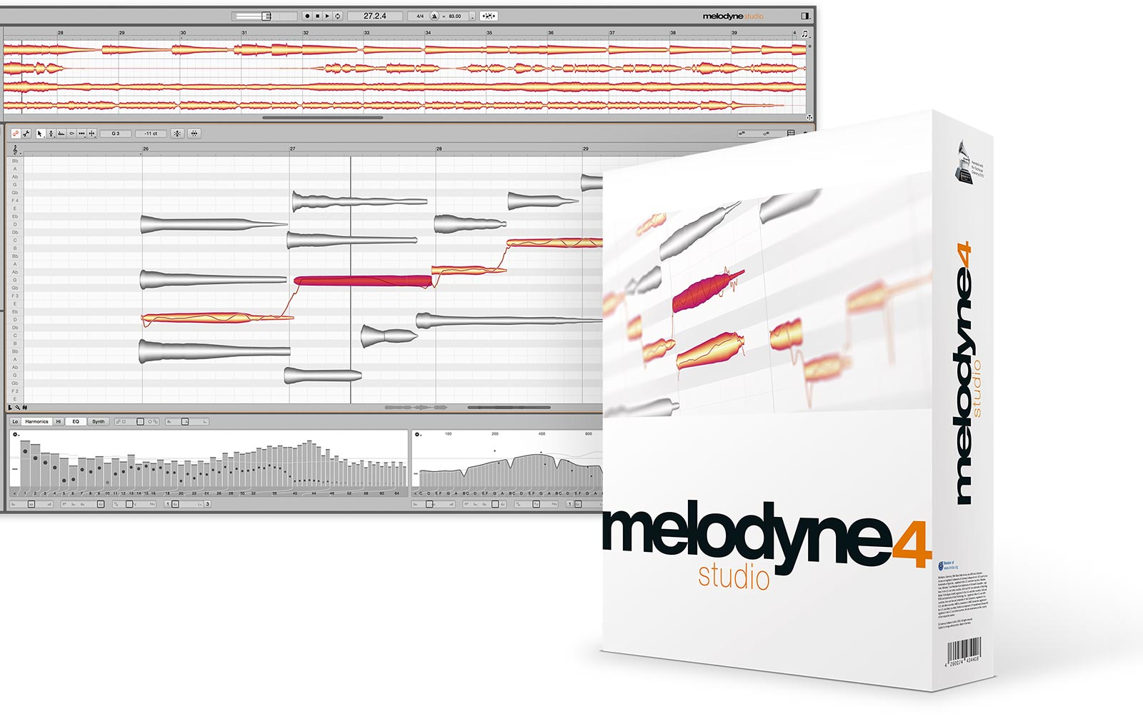 celemony-melodyne-4-studio-upgrade-von-melodyne-essential, 589.00 EUR @ music-and-more-store