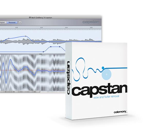 celemony-capstan, 3599.00 EUR @ music-and-more-store