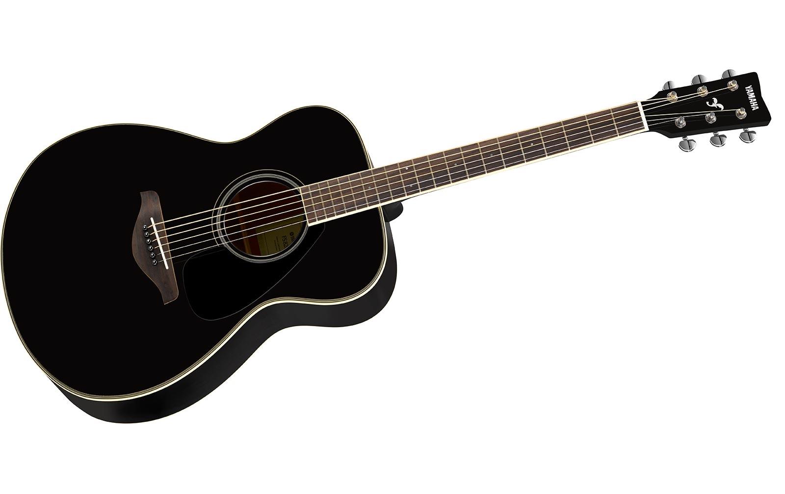 Yamaha FS820 BL, Black