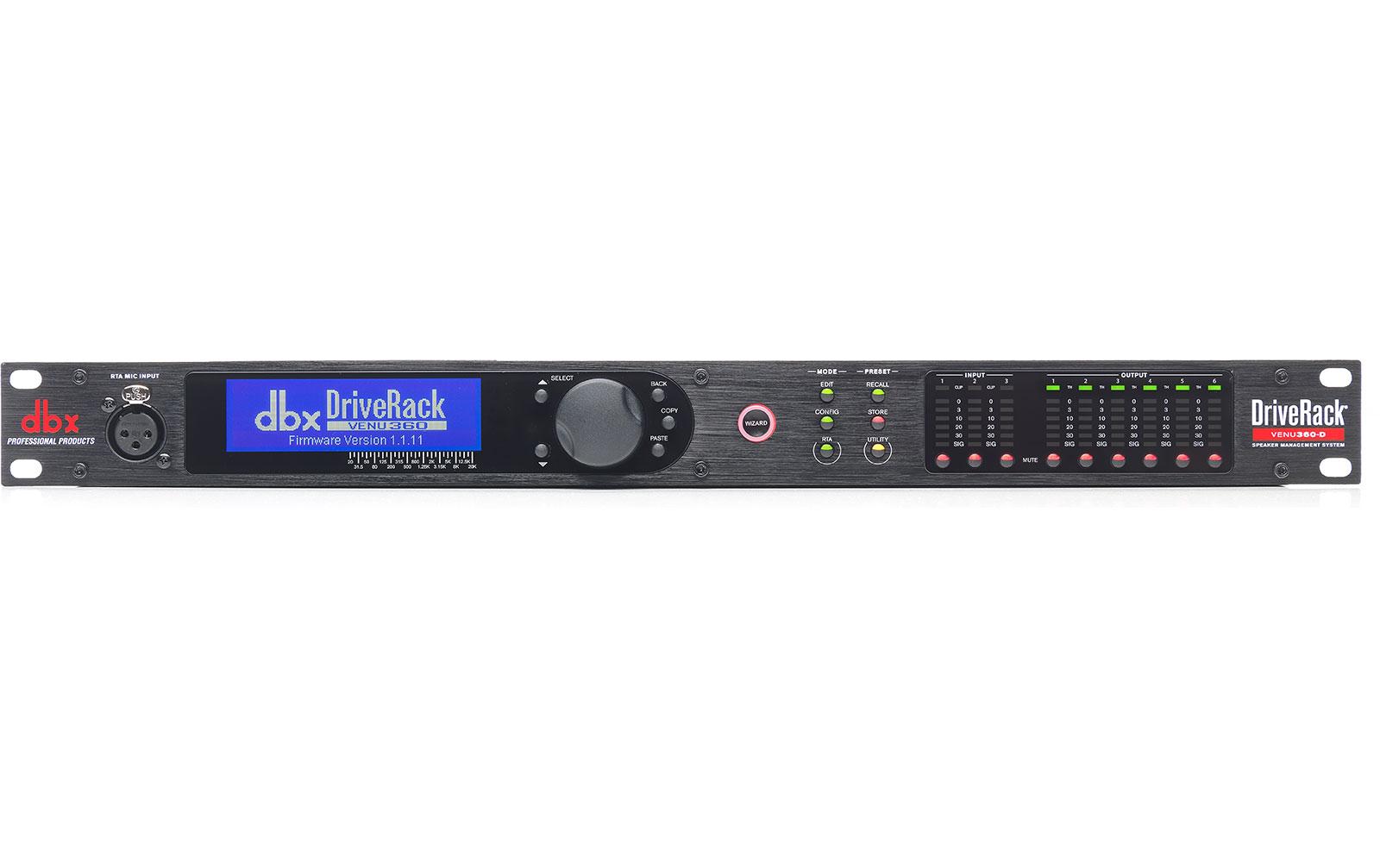 dbx-driverack-venu360-d