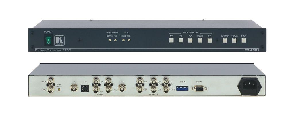 kramer-fc-4001-analoge-video-konverter