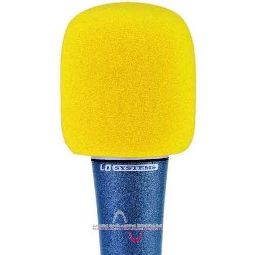 ld-systems-d913-windschutz-fa-r-mikrofone-gelb