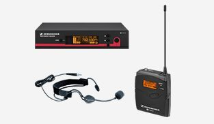 Sennheiser EW 152 G3 Headsetsystem C Frequenz 734 - 776 MHz