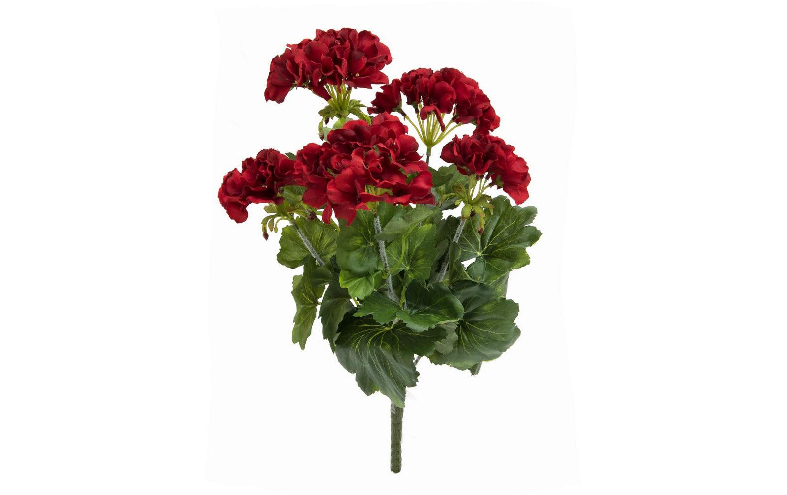 europalms-geranie-dunkelrot-42cm-kunststoffpflanze