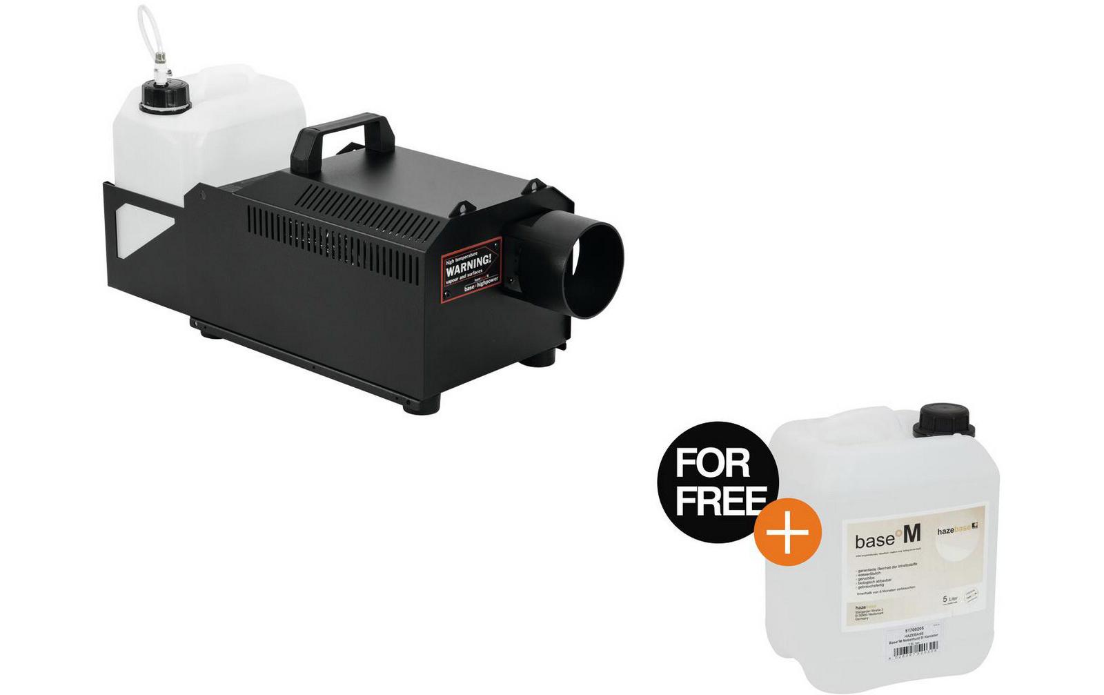 hazebase-set-highpower-nebelmaschine-m-fluid-5l, 1099.00 EUR @ music-and-more-store