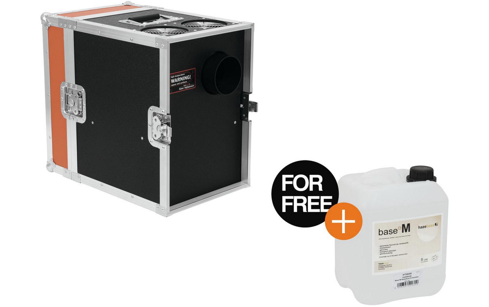 hazebase-set-highpower-cased-nebelmaschine-m-fluid-5l, 1549.00 EUR @ music-and-more-store