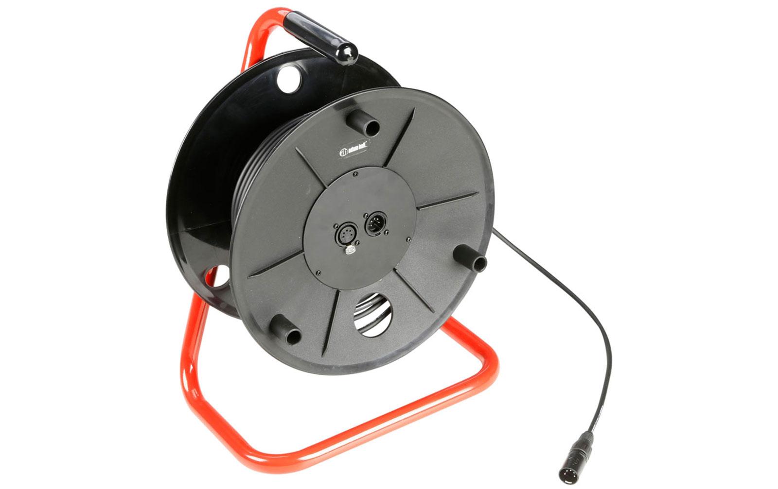 adam-hall-k-3-cddmx-5030-kabeltrommel-5-pin-dmx-aes-30-m