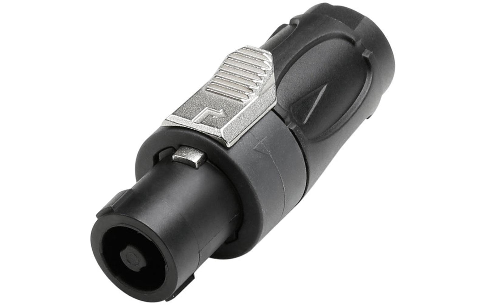 adam-hall-7902-standard-lautsprecherverbinder-4-pol-schwarz-dunkelgrau