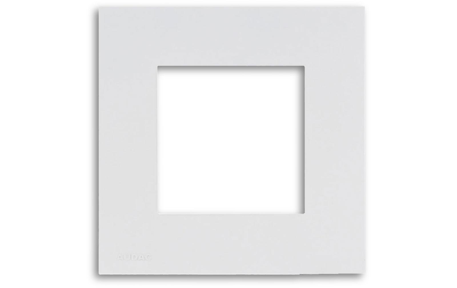 audac-cf-45-sw-abdeckrahmen-einzeln-45-x-45-mm-white