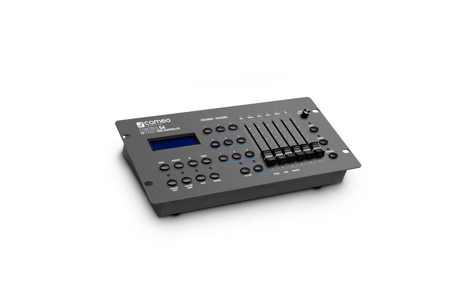 cameo-control-54-54-kanal-dmx-controller