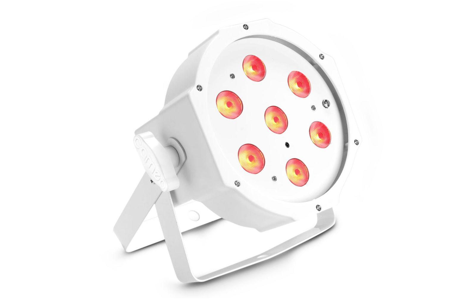 cameo-flat-par-1-rgbw-ir-wh-7-x-4-w-high-power-flat-rgbw-led-par-scheinwerfer-mit-ir-fernbedienungso