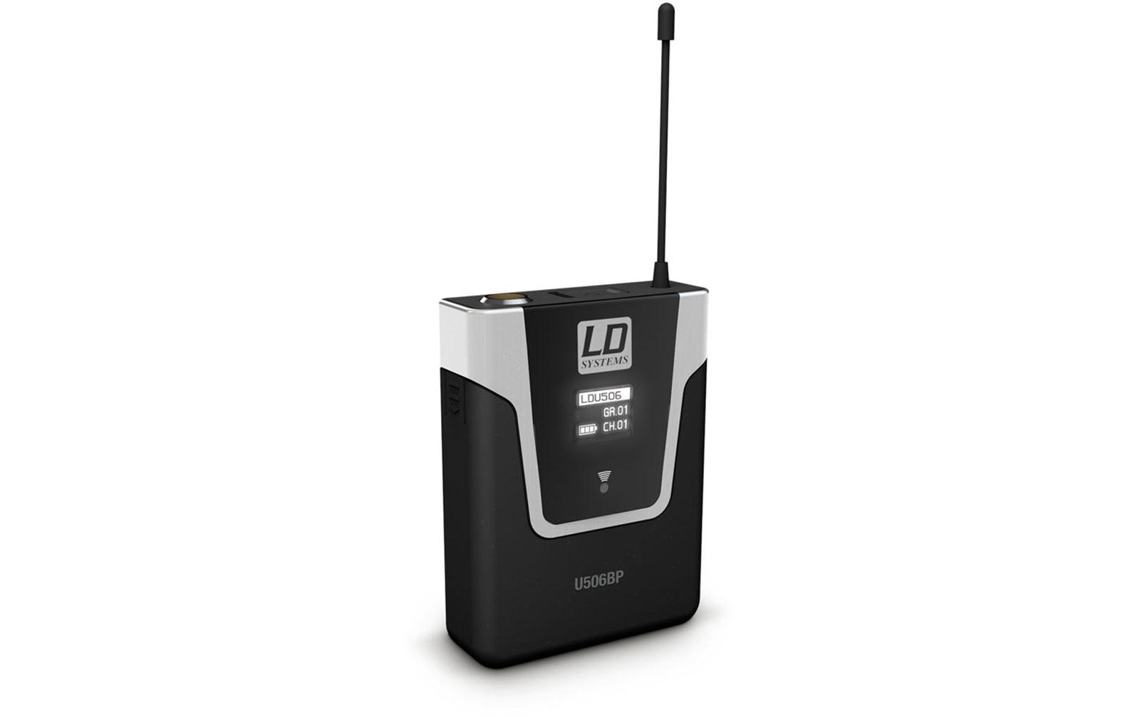 ld-systems-u506-bp-bodypack-sender