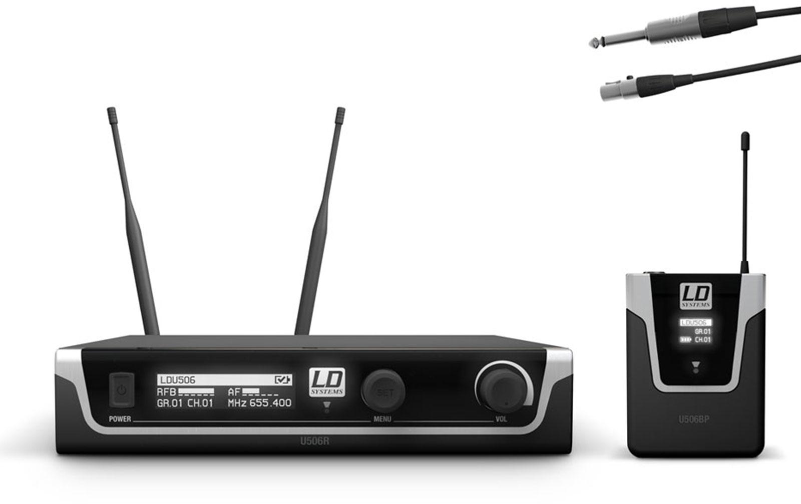 ld-systems-u506-bpg-funkmikrofon-system-mit-bodypack-und-gitarren-kabel