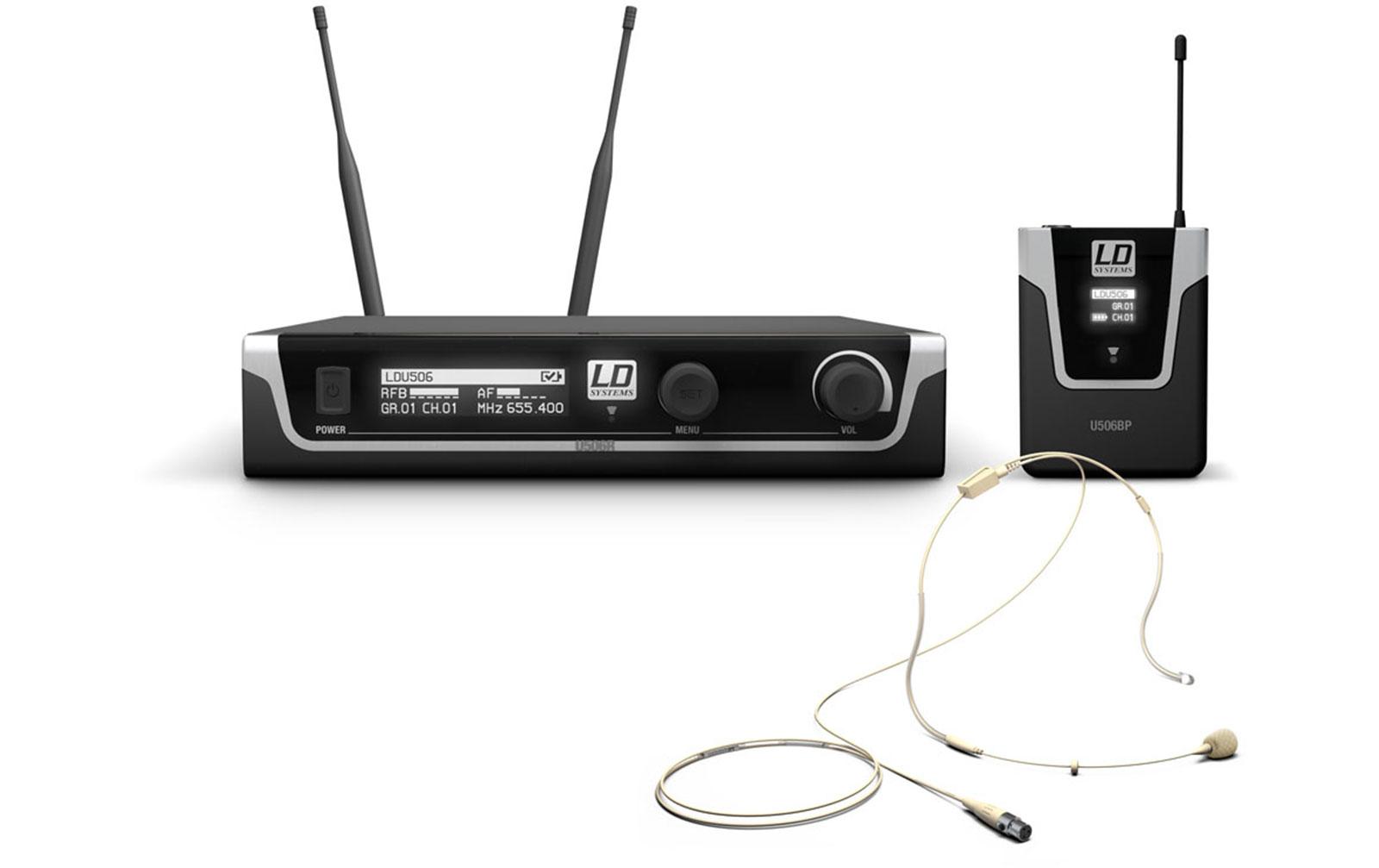 ld-systems-u506-bphh-funkmikrofon-system-mit-bodypack-und-headset-beigefarben