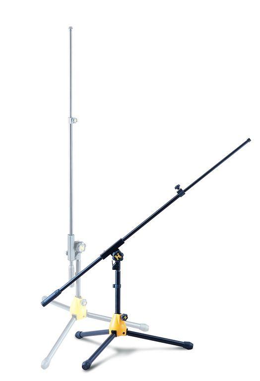 Hercules Stands CMS-540B Mikrofonständer mit langem Galgen