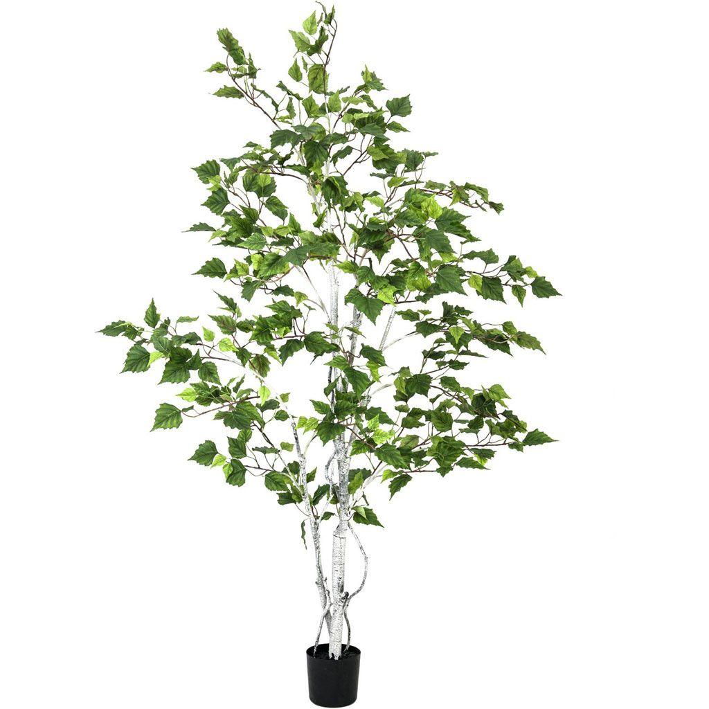 Europalms birkenbaum 150cm kunstoff g nstig online for Birkenbaum deko