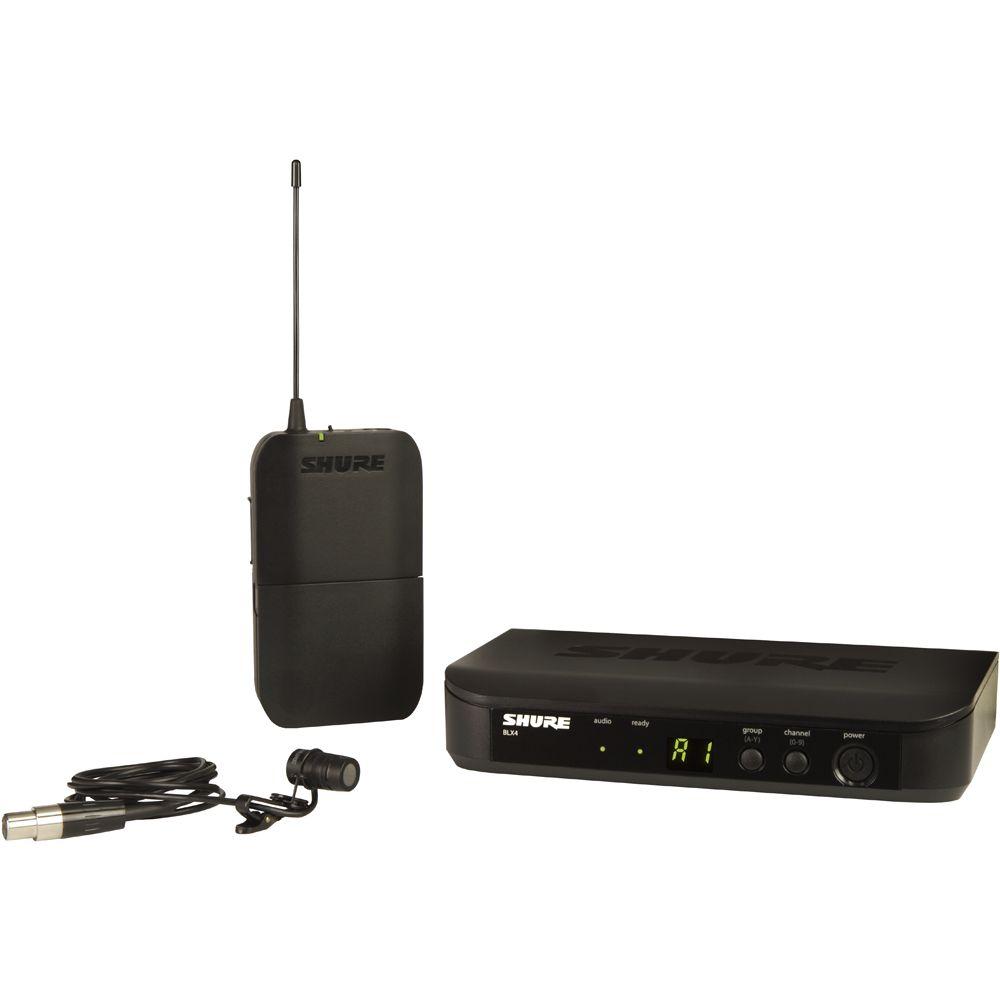 Shure BLX14/W85 H8E Funksystem (518 bis 542 MHz)