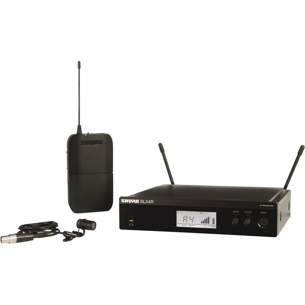 Shure BLX14R/W85 S8 Funksystem (823 bis 832 MHz)