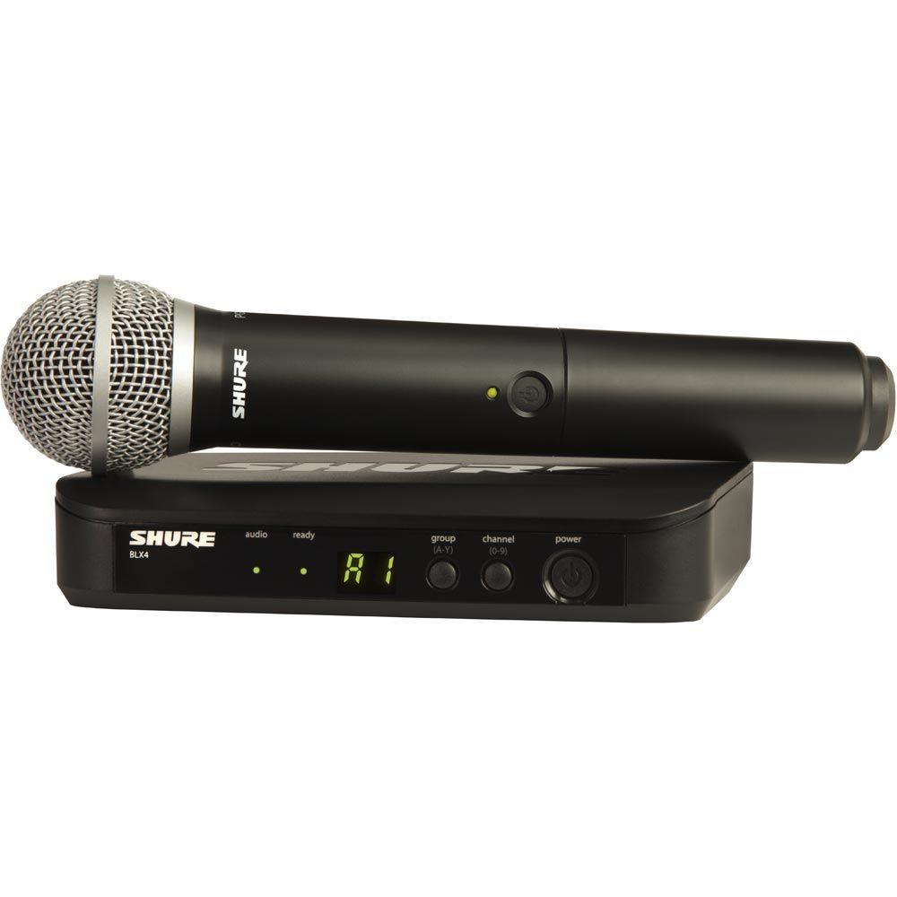 Shure BLX24/PG58 R12 Funksystem (794 bis 806 MHz)