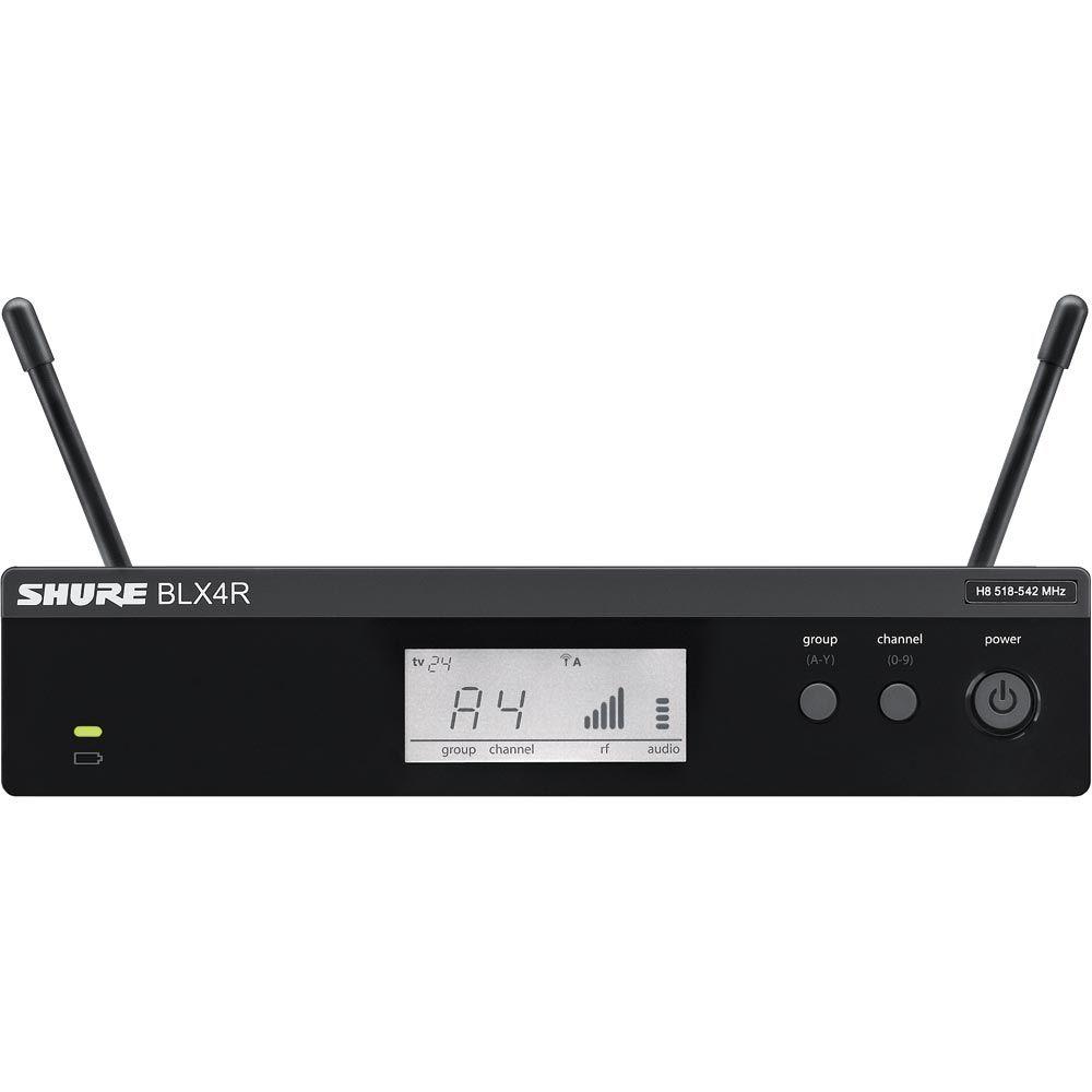 Shure BLX4R K14 Empfänger (614 bis 638 MHz)
