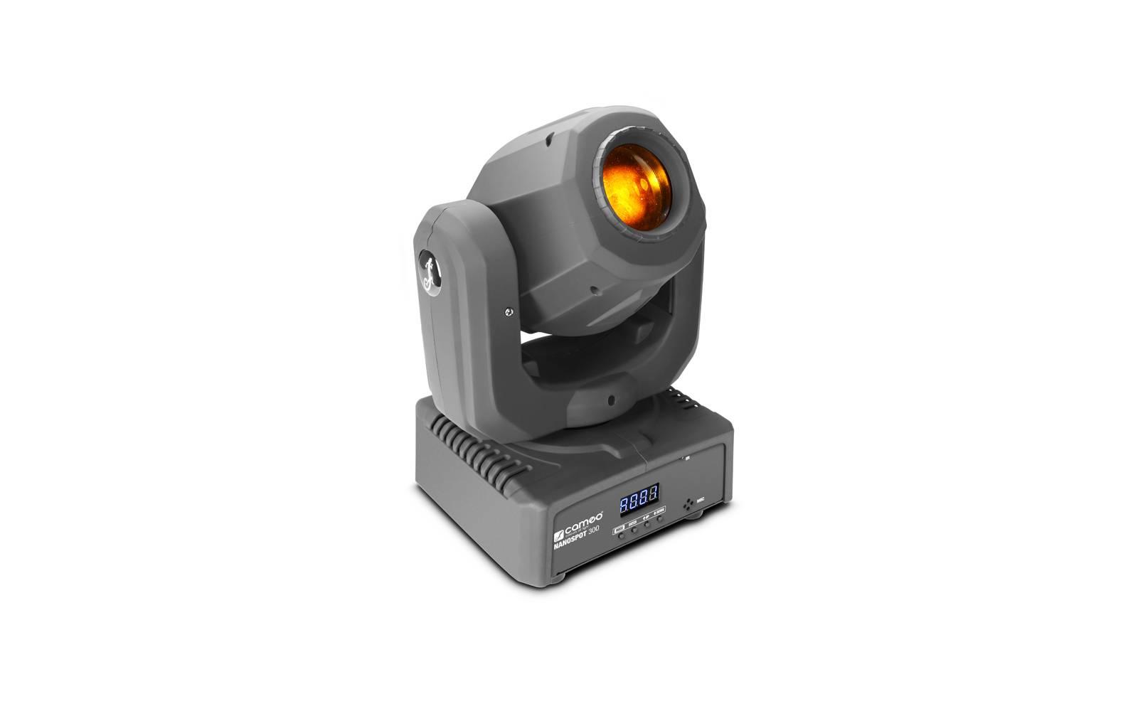cameo-nanospot-300-led-mini-moving-head-30-w