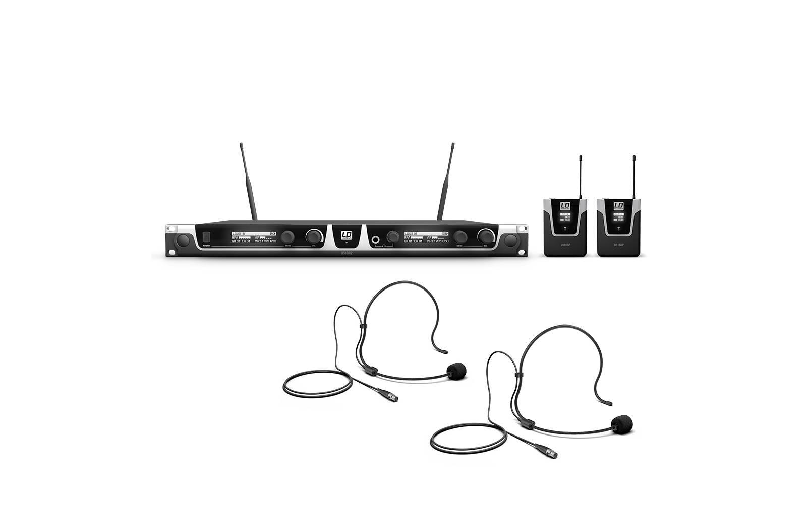 ld-systems-u518-bph-2-funkmikrofon-system-mit-2-x-bodypack-und-2-x-headset