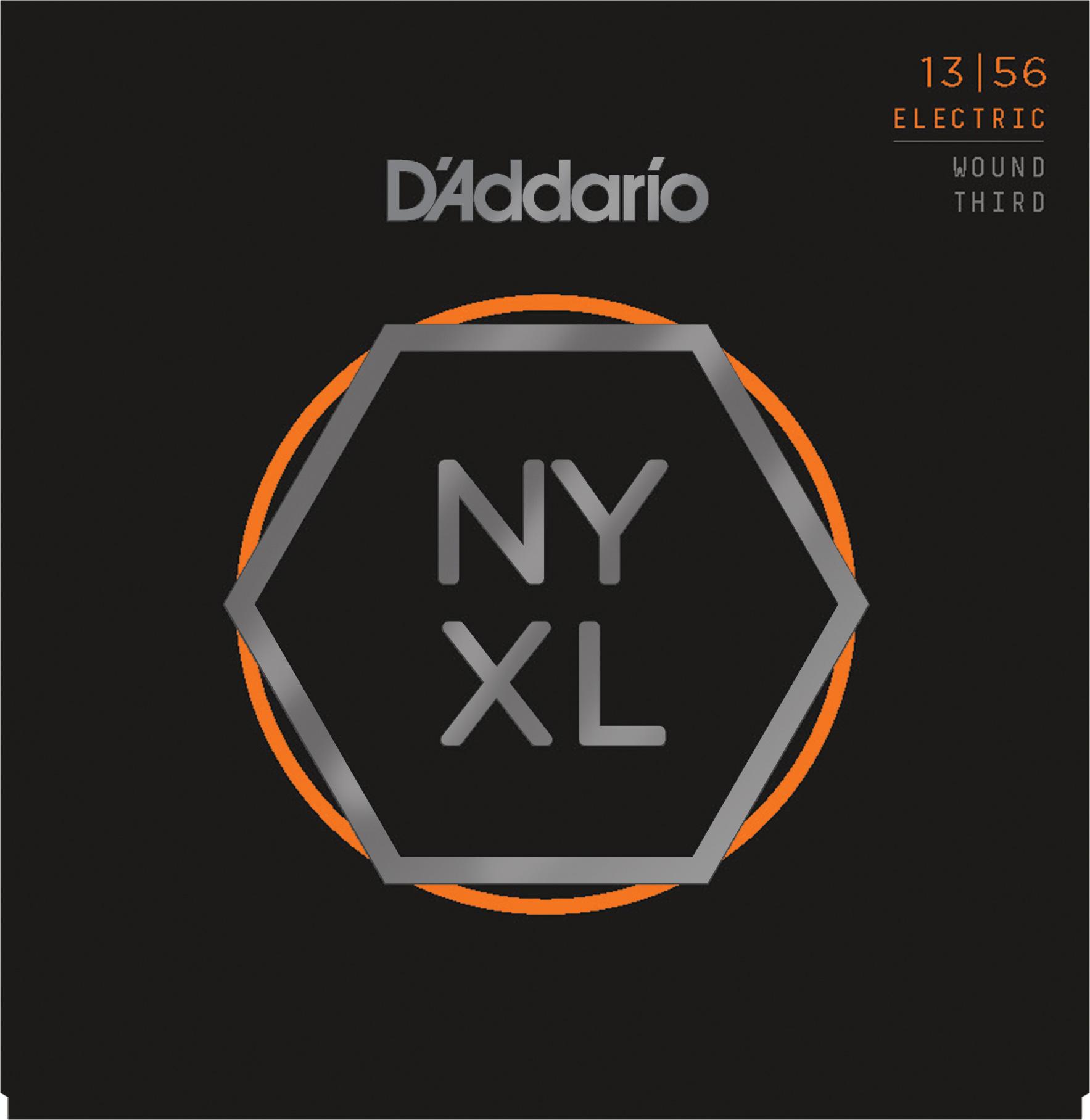 Daddario NYXL1356W Saitensatz für E-Gitarre