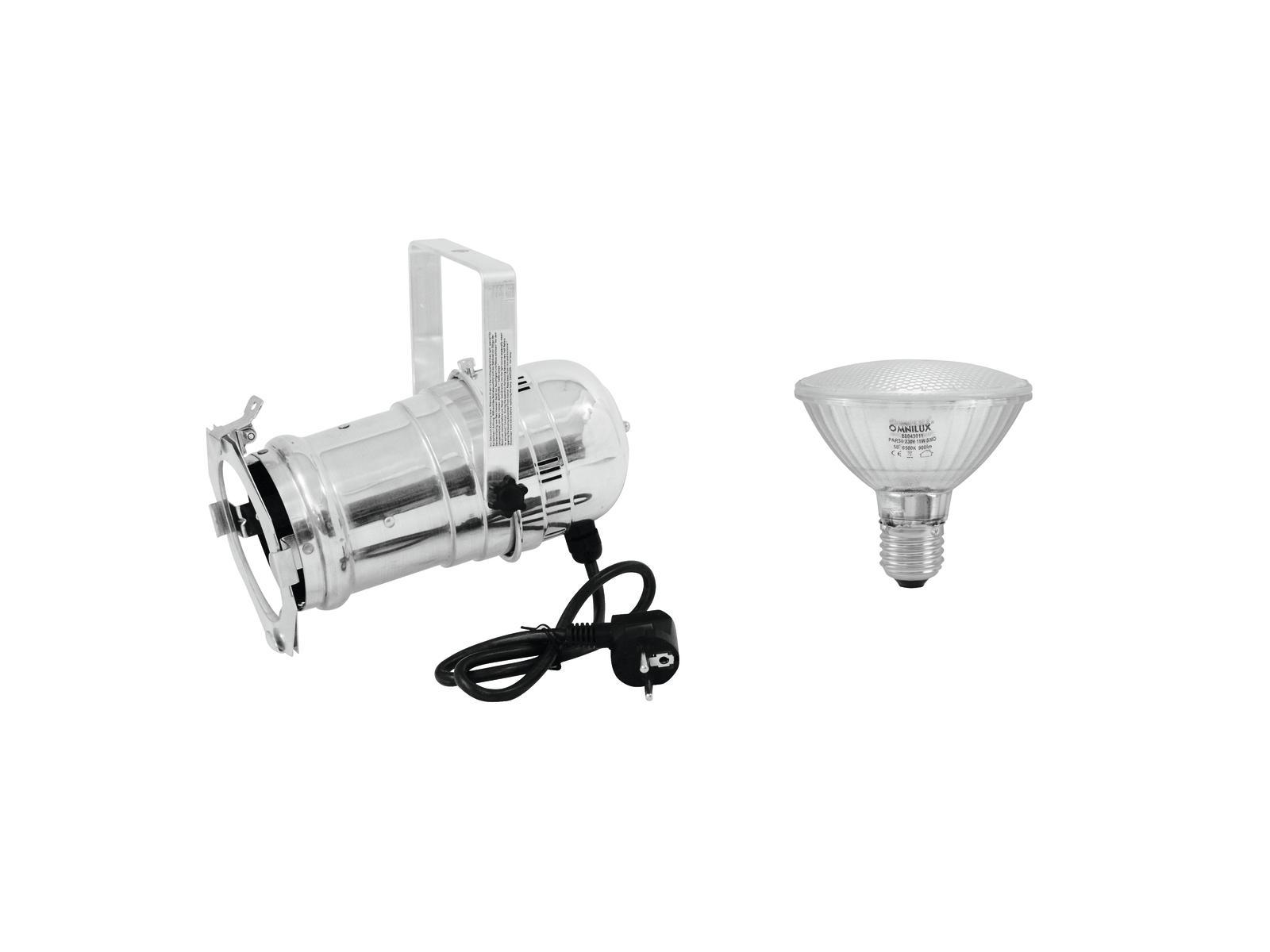 eurolite-set-par-30-spot-sil-par-30-230v-smd-11w-e-27-led-6500